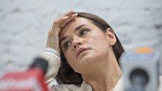 Суздальцев сказал, что протестующие в Минске на самом деле думают о Тихановской