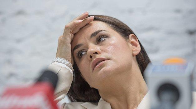 Тихановская попросила Финляндию помочь провести переговоры с Лукашенко