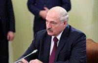 Лукашенко рассказал, как оппозиция хочет запретить русский язык в Белоруссии