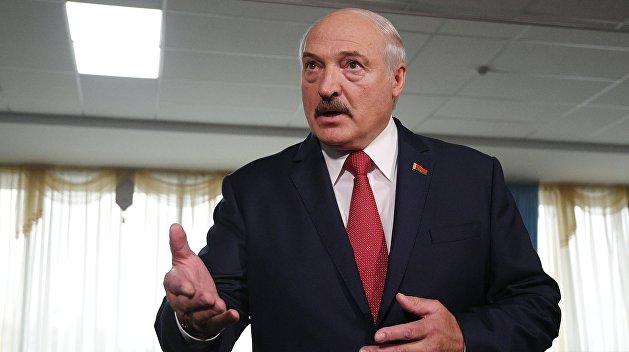 Мухин назвал два варианта плана действий Запада в отношении Лукашенко