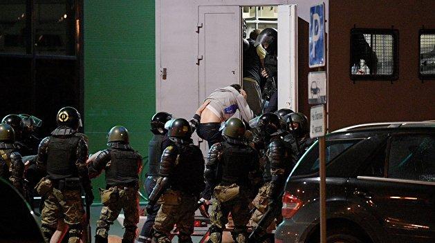 Белорусская оппозиция удивлена отсутствием дел о насилии в отношении граждан