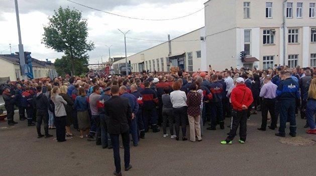 Россия должна наказывать директоров белорусских заводов, призывающих к забастовкам - Вассерман