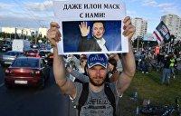 Золотарев объяснил, почему белорусской оппозиции обязательно нужно разбить палаточный лагерь