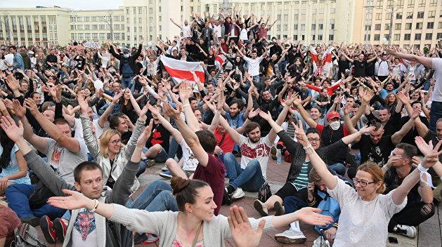 Белорусский эксперт сказал, когда стало понятно, что протесты не задавить силой