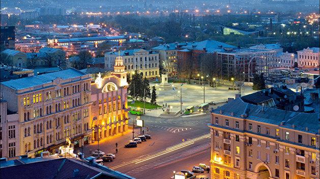 Нужные ноты: Три песни о Харькове