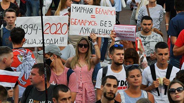 Гаспарян объяснил, что необходимо для продолжения «белорусской дискотеки»