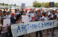 В случае продолжения забастовок экономика Белоруссии сорвётся в крутое пике