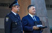 Личная дивизия министра МВД Украины. Как Аваков вооружает друзей и знакомых пулеметами, автоматами и пистолетами