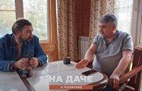 О политике на даче: Белоруссия без России - новая Украина?