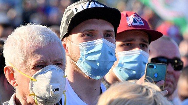 На Украине число больных COVID-19 перевалило за 110 тысяч человек – Минздрав