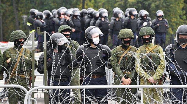 Белорусский эксперт предположил, как отреагирует общество на работу российских силовиков