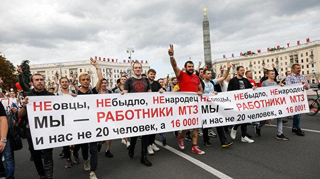 Увольнения и задержания. Как власти Белоруссии громят стачечные комитеты