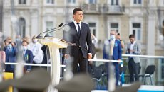 «Трансгендер поздравлял ветеранов». Украинские неонацисты возмутились церемонией с участием Зеленского