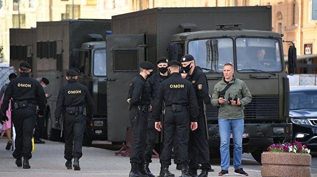 В Белоруссии задержаны два члена президиума оппозиционного Координационного совета