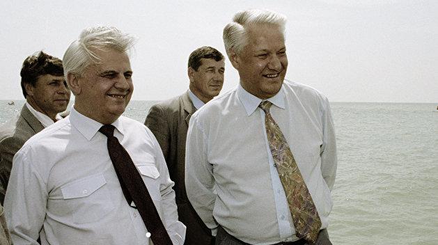 Не хотел пускать в Европу. Кравчук обнародовал детали своей беседы с Ельциным в начале 1990-х