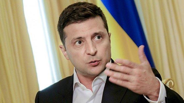 Президент Еврокомиссии поздравила Зеленского с достижением перемирия в Донбассе