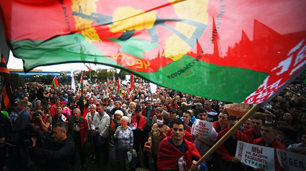 Нужно срочно помогать пророссийским силам в Белоруссии, пока они «друг друга не скушали» - эксперт