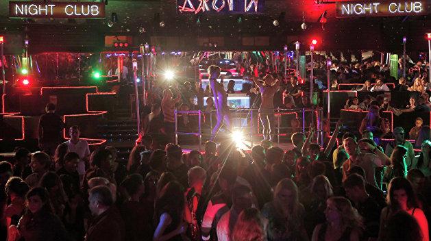 На Украине запретили работу ночных клубов