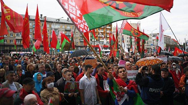 «Лукашенко вышел из нокдауна». Гаспарян о том, почему белорусская оппозиция допустила ошибки