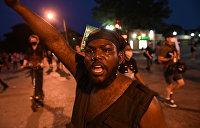 Ранения и драки с полицией: по США катится волна расовых протестов и погромов