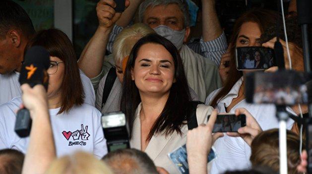 Тихановская рассказала, как сместить Лукашенко и почему ему не поможет Путин