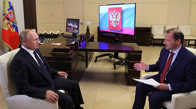 Политика России в отношении Украины ужесточается