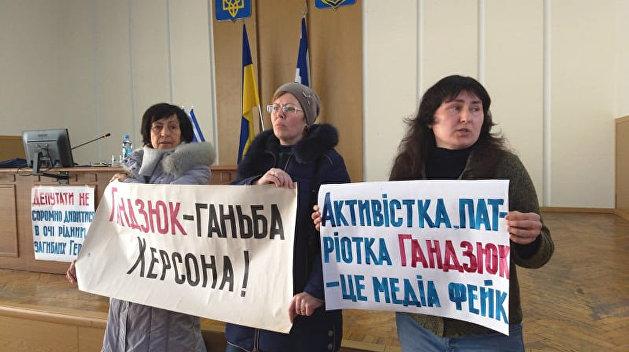 Декоммунизация важнее. Верховный суд Украины запретил переименование улицы в честь Гандзюк