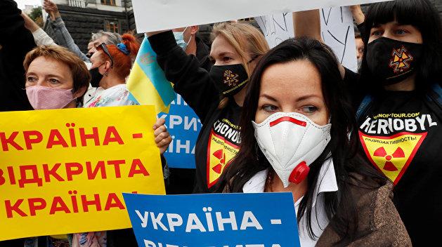 Действия властей Украины из-за коронавируса объединили народ, элиты и местные власти — эксперт
