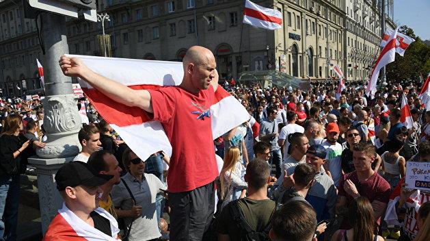 Протесты в Белоруссии: что делать России?
