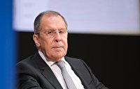 «Большая антилукашенковская платформа». Лавров рассказал, как Запад оказывает давление на Белоруссию