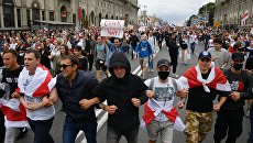 Белорусский политик сказал, почему протестующие впали в депрессию и стали нервными