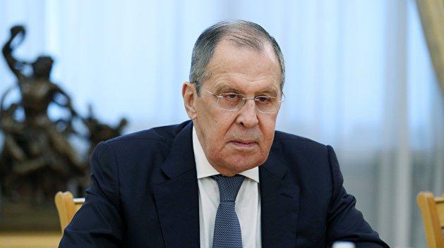 Лавров обсудил с послами ЕС в РФ ситуацию в Афганистане, Сирии и на Украине