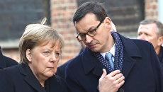 Реальный кнут и призрачный пряник. Польша убеждает Германию отказаться от «Северного потока — 2»