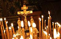 В Харькове священник ударил прихожанина кадилом по голове