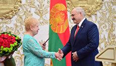 Промежуточные итоги Беломайдана. Лукашенко присягает и обходит ряды
