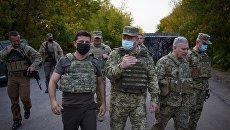 Донбасс: реинтеграция или все-таки война?