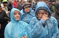 Трудовая миграция: почему на Украине не будет пенсий