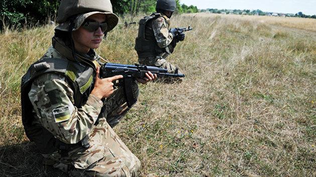 Украина усилила охрану границы с Россией