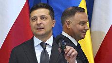 Как Польша за государственный счёт восстановила могилу боевиков УПА*, убивавших поляков