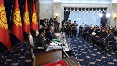 Парламент Киргизии снизил избирательный барьер для партий почти в два раза