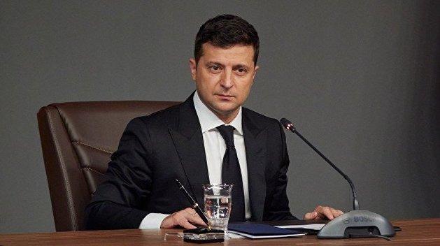 Оппозиция обвинила Зеленского в предательстве национальных интересов