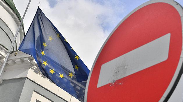 Европейский эксперт обозначил риски распада Евросоюза