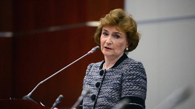 Нарочницкая рассказала, что мешает Украине развиваться