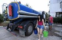 В сухом остатке. Как решить проблему водоснабжения Крыма