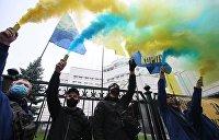 «Порошенко тоже проводил денацификацию». Эксперт о судьбе ультраправых группировок на Украине