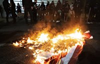 Если завтра война… Эксперты оценили вероятность майдана в США после президентских выборов