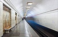 Ты - не ты, когда голоден: необычный поступок пассажира киевского метро попал на видео