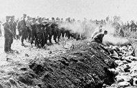 Спектакль на краю расстрельного рва. Как нацисты раскрыли самую эффективную пару киевских подпольщиков