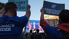 Вассерман с помощью анекдота показал разницу между демократами и республиканцами