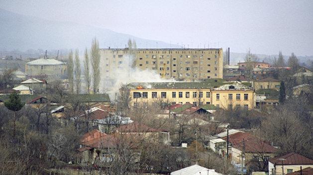 Количество жертв в Нагорном Карабахе может исчисляться сотнями